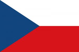 tjeckiska flaggan