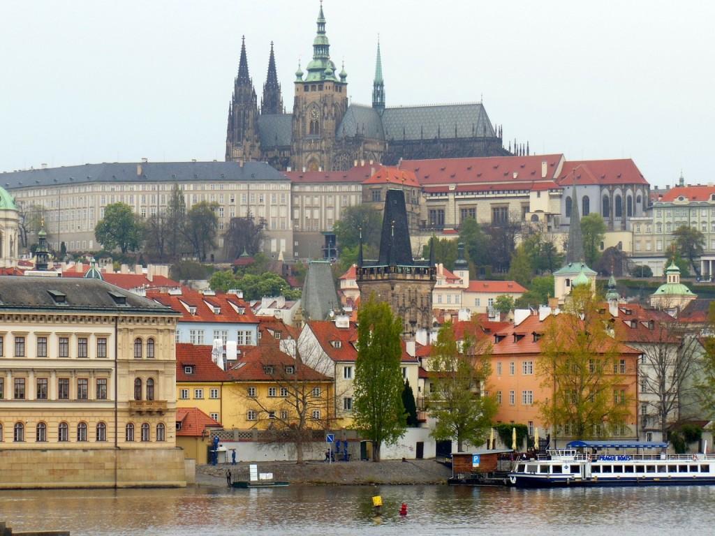 Prag Tjeckiens huvudstad